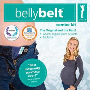 fertile mind belly belt