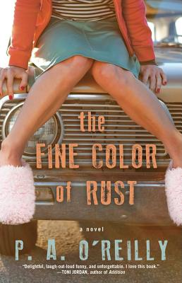 Fine Color of Rust cover