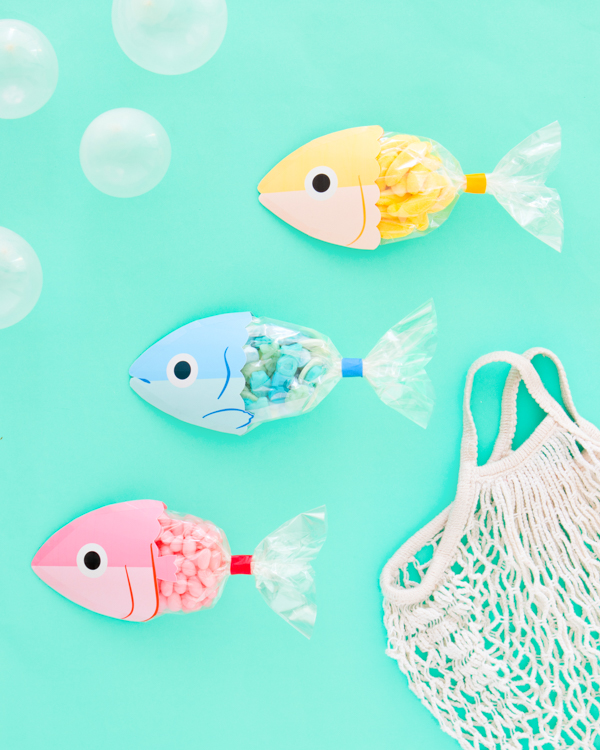 Fish favor bags