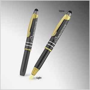 Flashlight pen