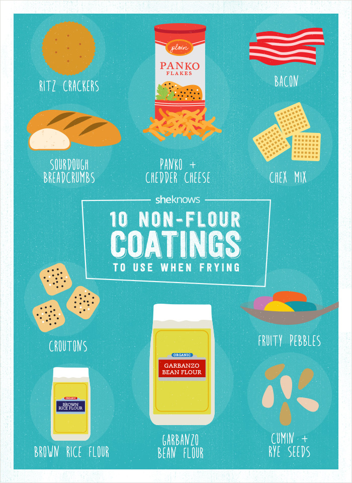 alternatives to flour