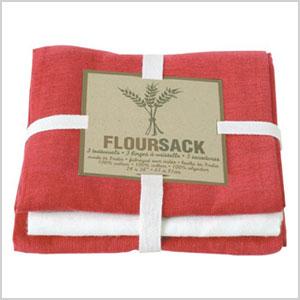 Floursack tea towel