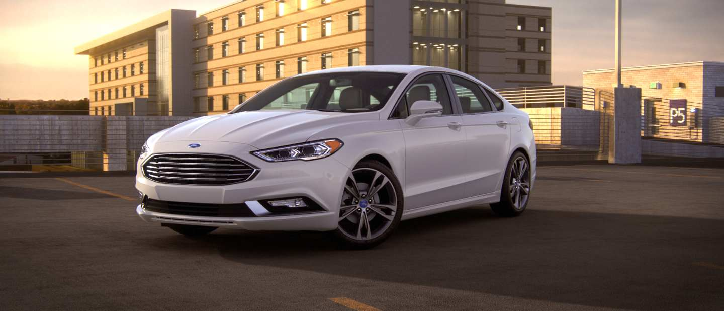 Cars You AND Your Teen Will Want Them Driving | Ford Fusion
