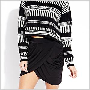Forever 21 Chic Street Tulip Skirt