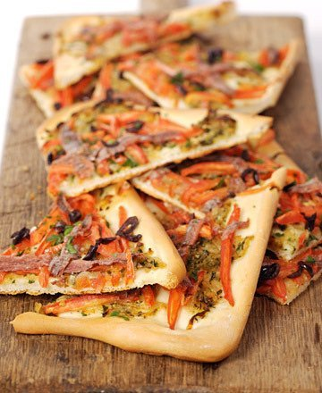 French pizza