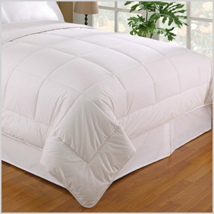 Fresh Ideas Wool Filled Cotton Comforter