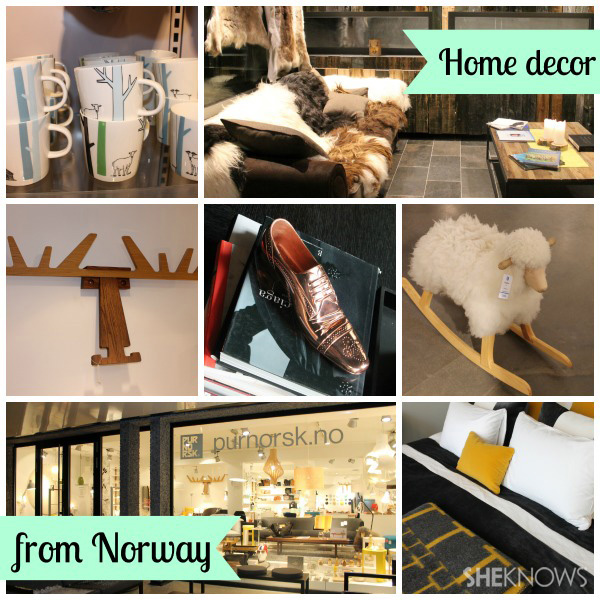 Home design inspiration straight from Norway