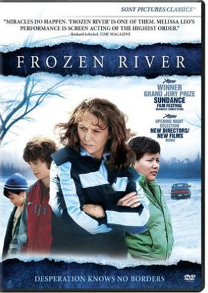 Frozen River, an Oscar nominated film on DVD