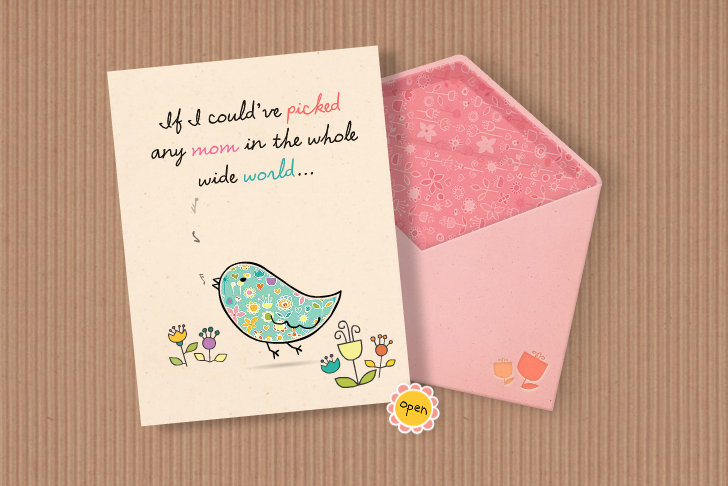 American Greetings Mother's Day e-card
