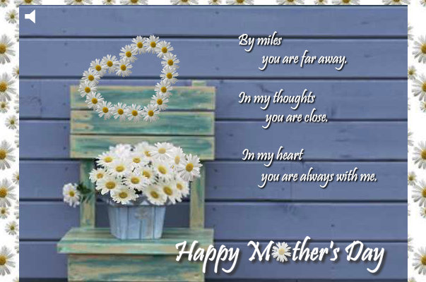 123 Greetings Mothers Day E Card