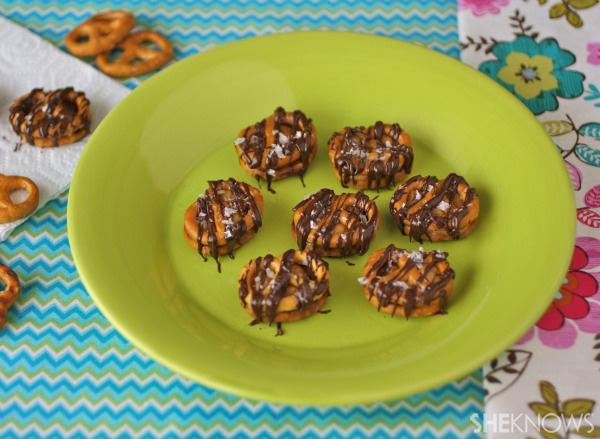 Sweet-n-salty clusters