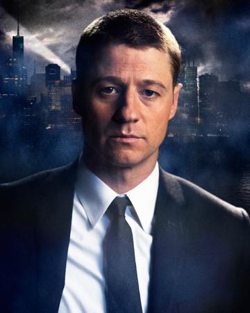 Detective James Gordon-played by Ben McKenzie