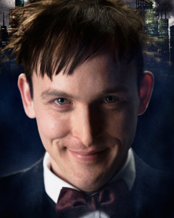 Oswald Cobblepot aka The Penguin-played by Robin Lord Taylor