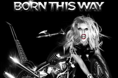 Gaga's Born this Way album drops May 23