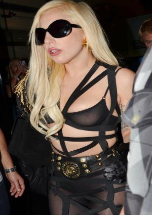 VMAs Gaga snub