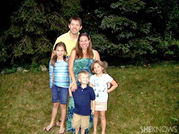 Galit Breen Family - Spring Break