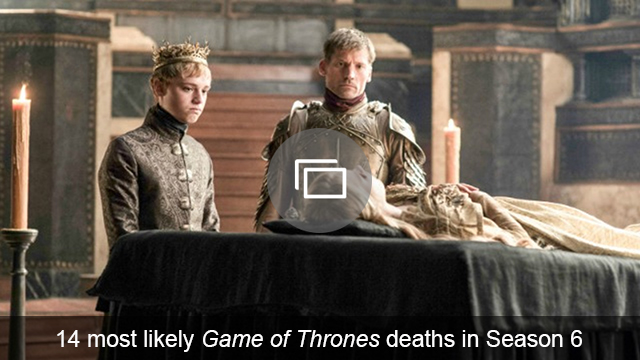 Game of Thrones Season 6 slideshow