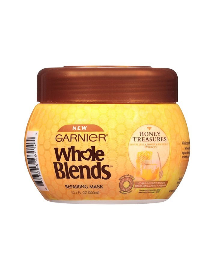 Garnier Whole Blends Repairing Mask Honey Treasures