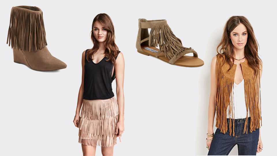 Get funky with fringe
