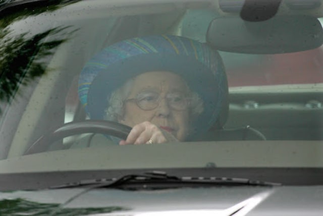 queen in jaguar