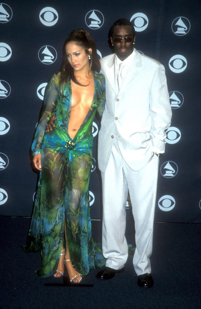 J.Lo Grammys 2000