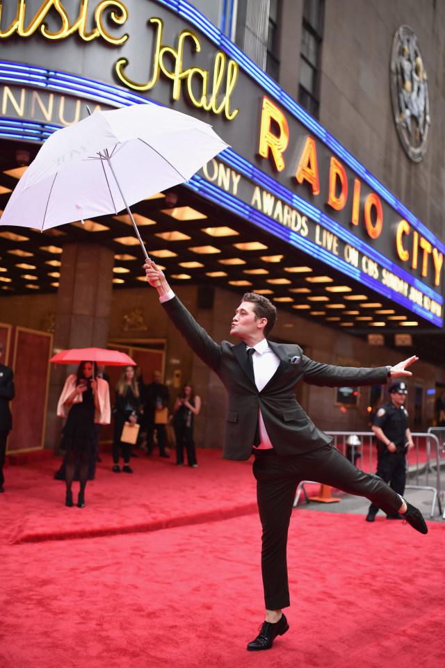 Matthew Morrison Tony Awards