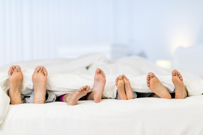 Why co-sleeping will be the best