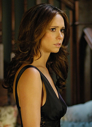Jennifer Love Hewitt on CBS' Ghost Whisperer