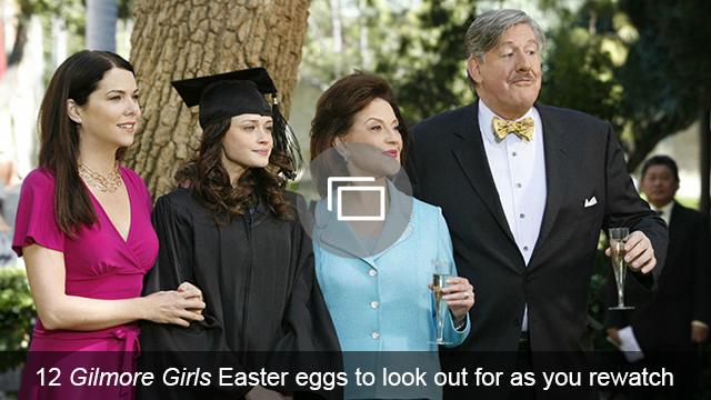 Gilmore Girls easter eggs slideshow
