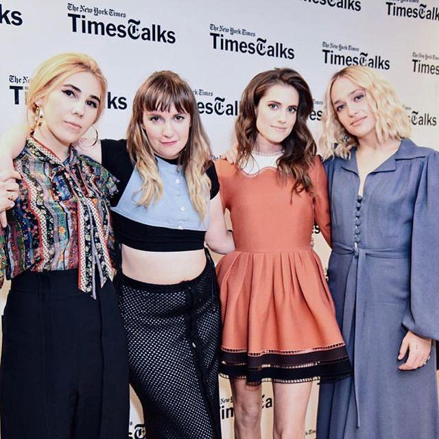Girls season 6 fashion