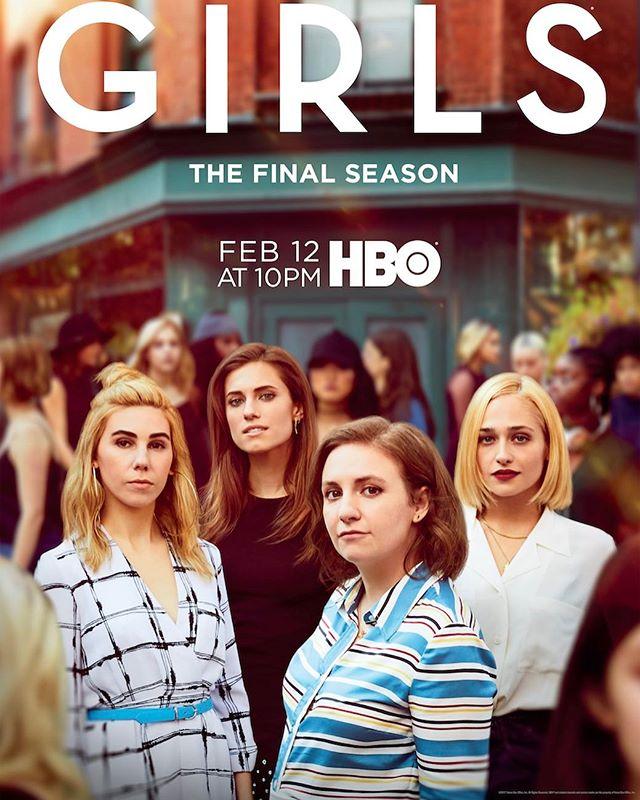 Girls final season