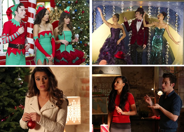 Glee's Previously Unaired Christmas