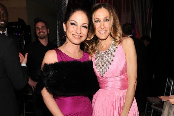 Celebrities pay tribute to Oscar de la Renta
