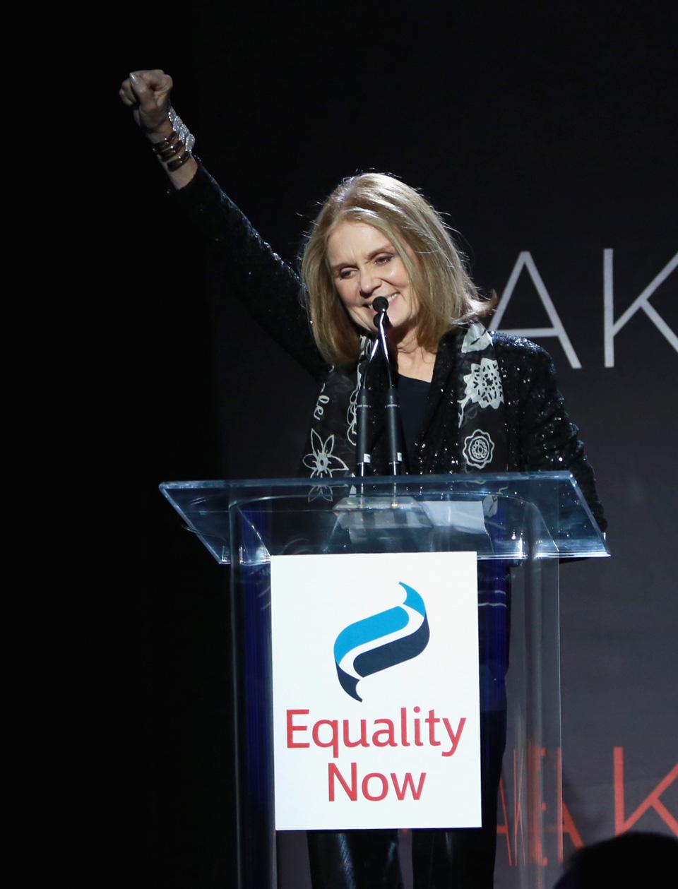 Gloria Steinem Equality Now
