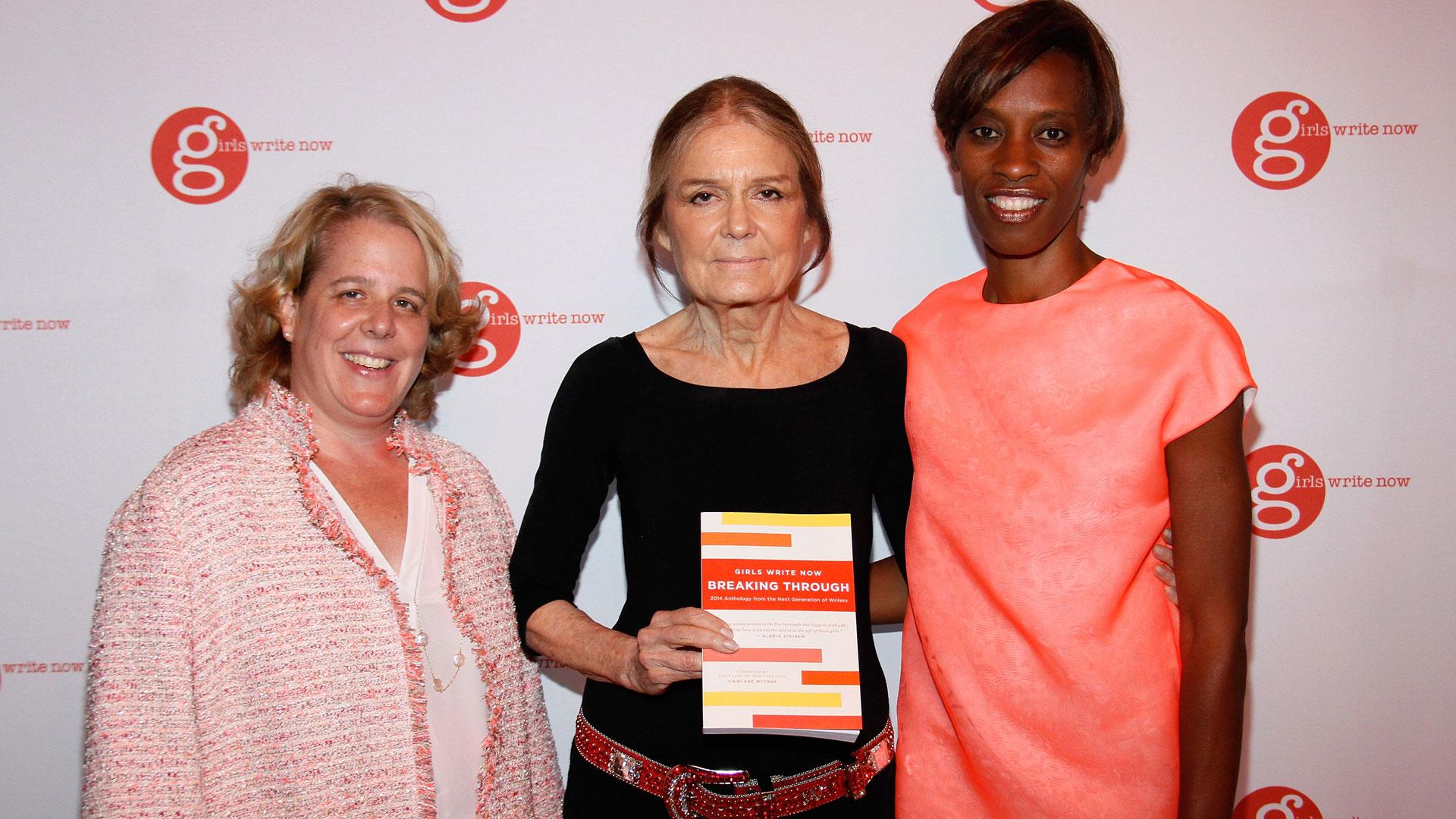 Girls Write Now Gala Honoring Gloria Steinem, Roberta Kaplan And Dawn Davis