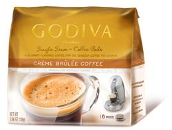 Godiva Crème Brulee