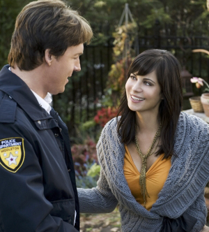 Catherine Bell in The Good Witch's Garden
