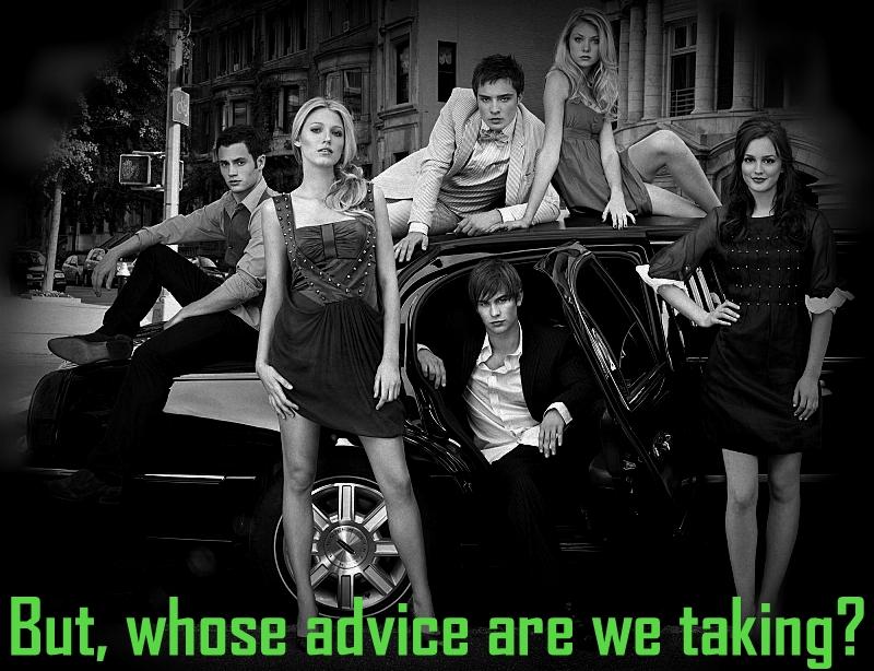 Gossip Girl Cast- Who's Gossip Girl?