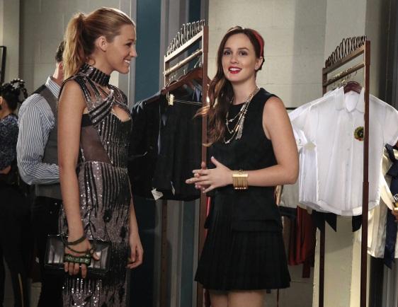 Serena and Blair friends, again?