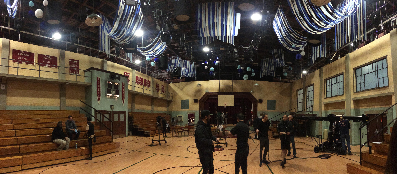 Grease Live! Auditorium