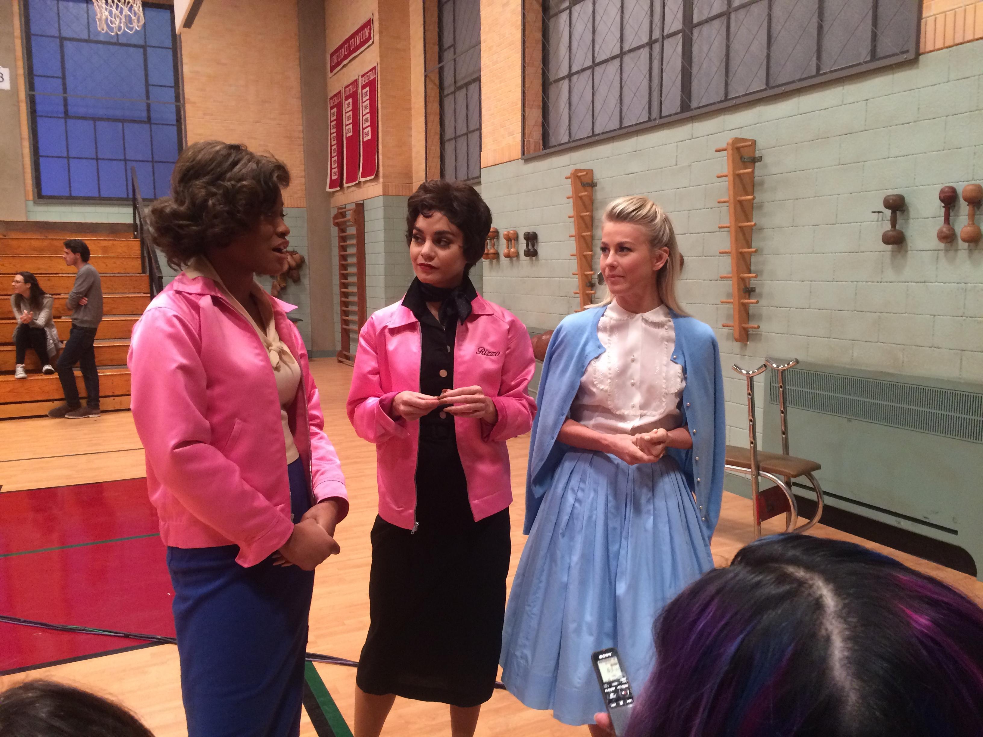 Grease Live! Pink Ladies