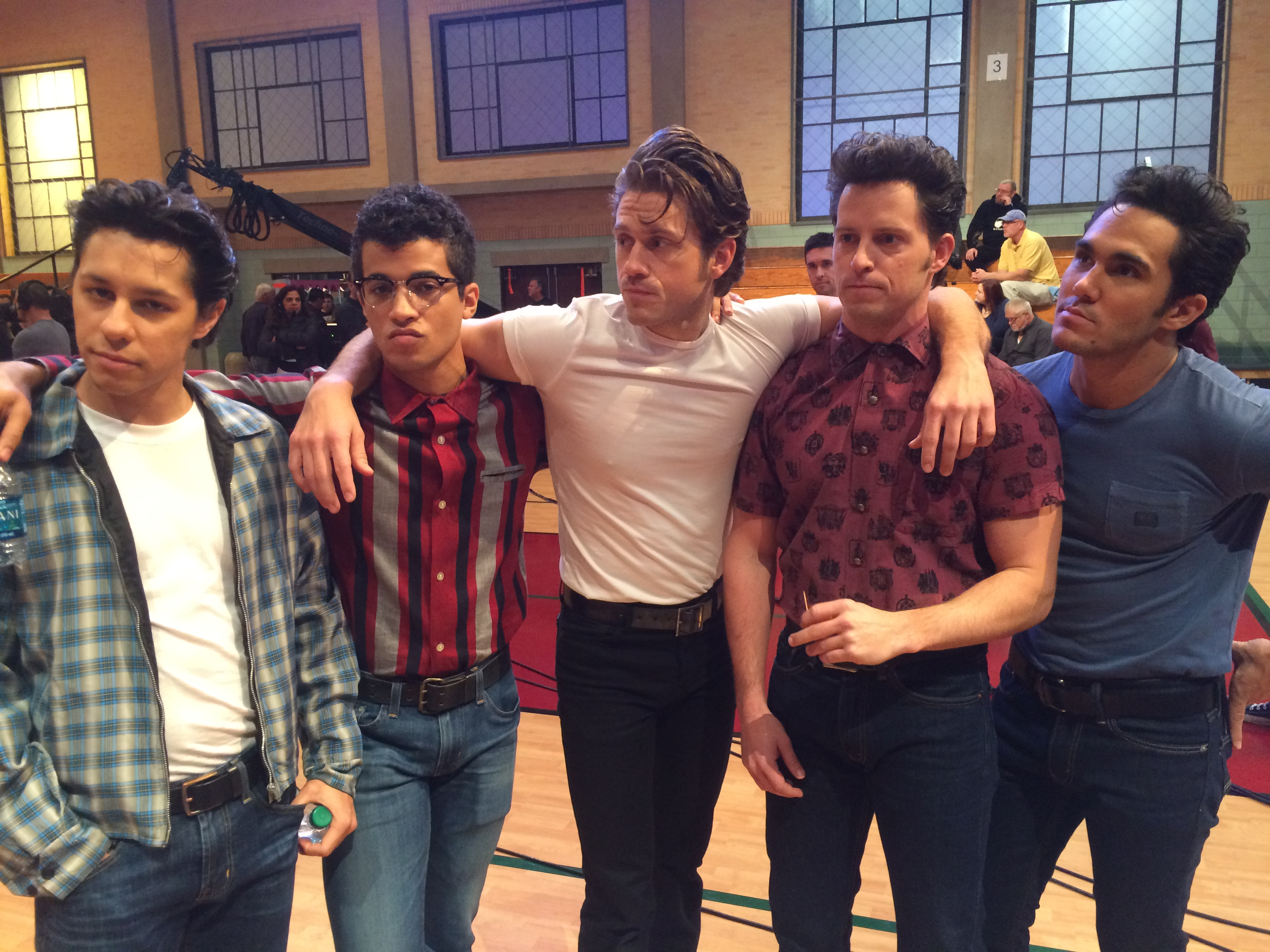 Grease Live! T-birds