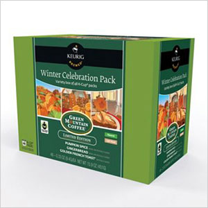 Keurig Green Mountain Holiday Coffee Collection