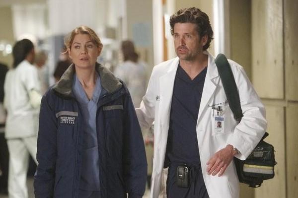 Meredith and Derek get news of Zola