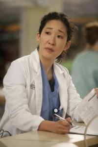 Grey's finale bombshell: Cristina's pregnant!