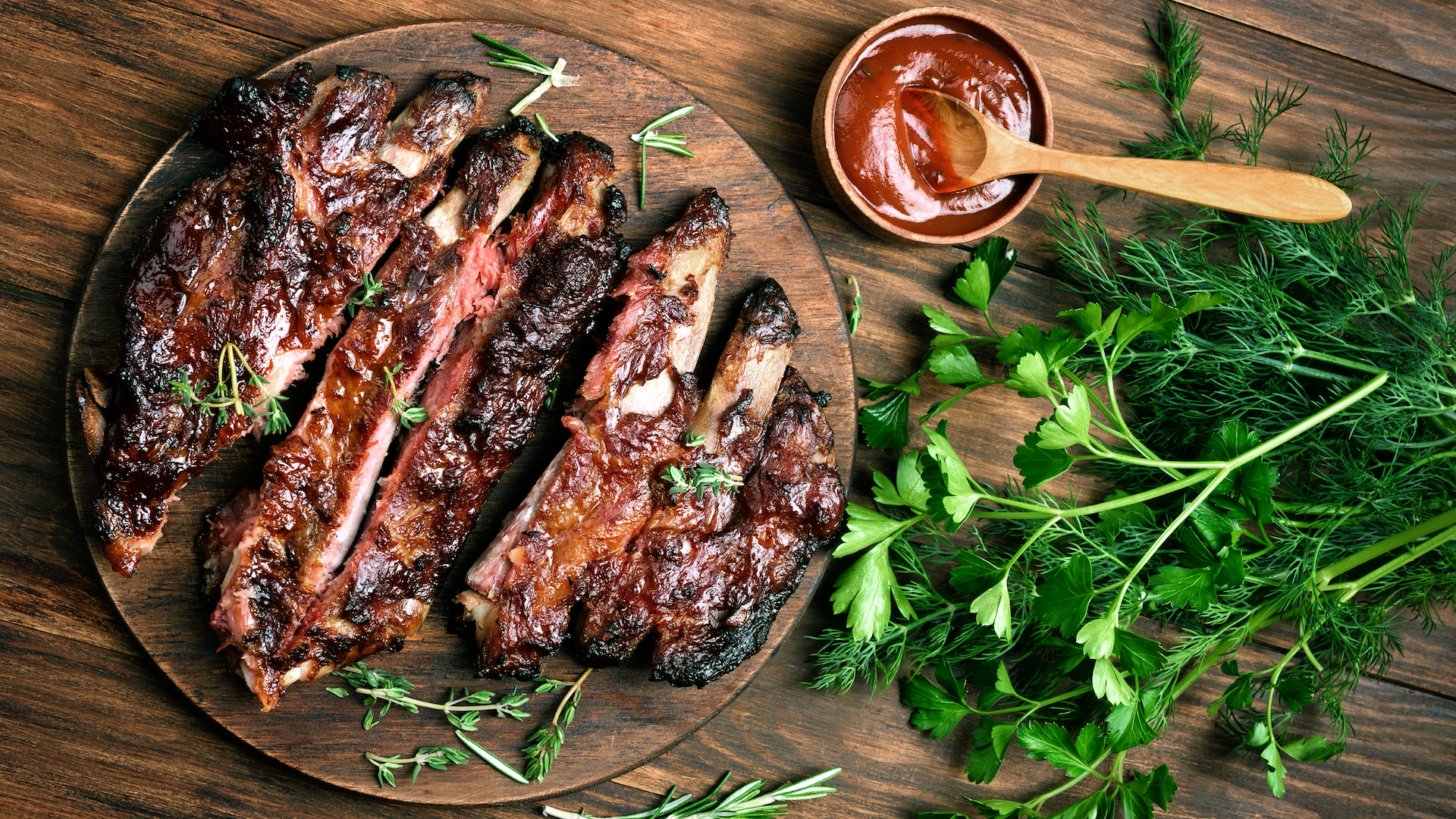 How to grill tender beef short ribs