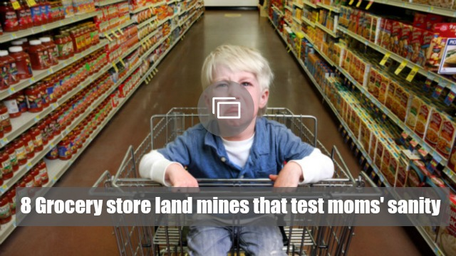 Grocery Store land mines