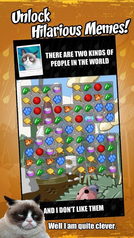 Grump Cat app