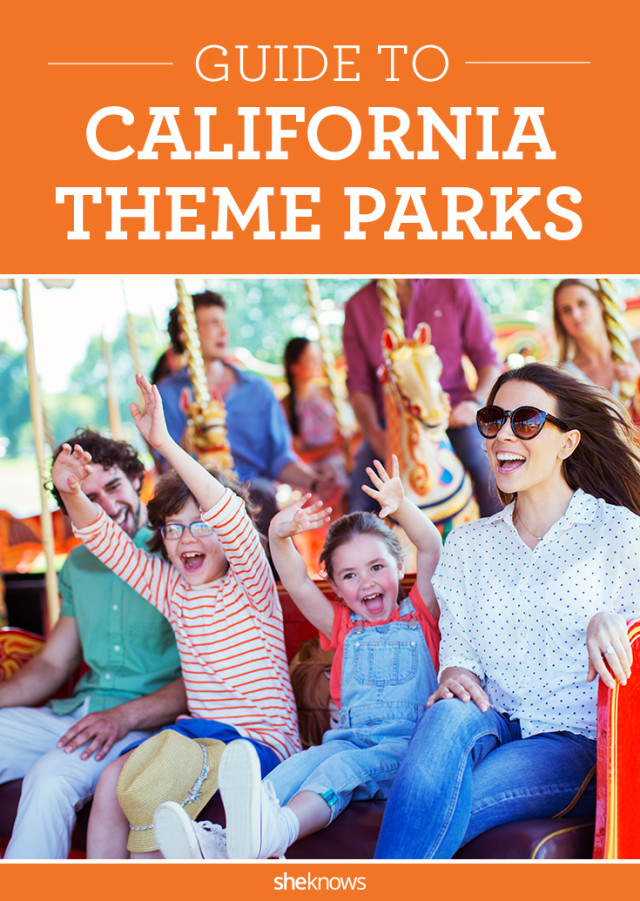 Best California theme parks