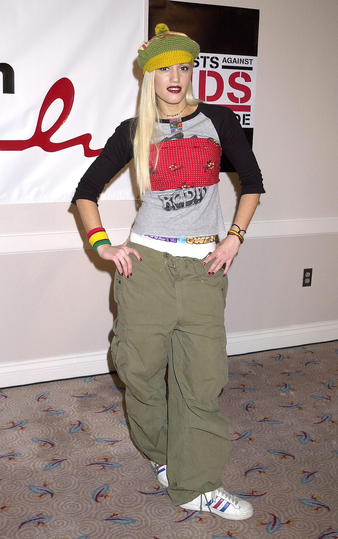 Gwen Stefani: The early 2000s 4